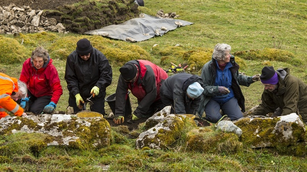 Archaeology in the Dales