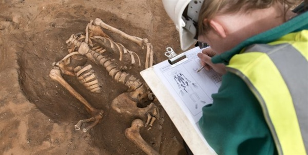 Roman Burials in Yorkshire – A talk by Katie Keefe