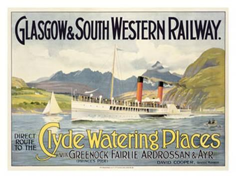 Steamships, trolleybuses and historic bridges