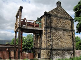 Elsecar New Colliery was opened in 1795, for Earl Fitzwilliam, to exploit the Barnsley coal seam. The Newcomen engine was built to pump water from the pit. The engine operated from 1795 to 1923. It was restored in 2015