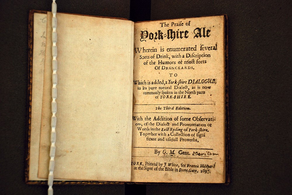 Our Collections Of Books And Archives Yorkshire Archaeological And