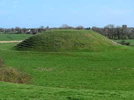 Skipsea Motte and Bailey