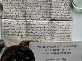 Wetherby Market Charter